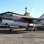 Us Fighter Jet Plane . 7d11239 Poster by Wingsdomain Art and Photography