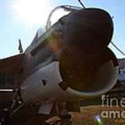 Us Fighter Jet Plane . 7d11296 Poster by Wingsdomain Art and Photography