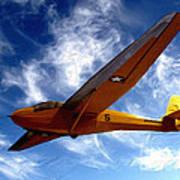 U.s. Marines Glider Poster