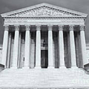 Us Supreme Court Building Viii Poster