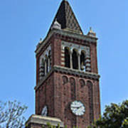 Usc's Clock Tower Poster
