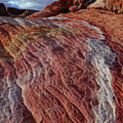 Valley Of Fire 1 Poster