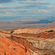 Valley Of Fire Nevada Poster
