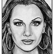 Vanessa Williams In 2009 Poster by J McCombie