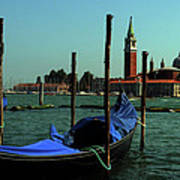 Venetian Gandola Poster