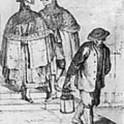 Venice: 18th Century Poster