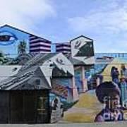 Venice Beach Wall Art 2 Poster