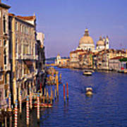 Venice, Grand Canal, Italy Poster