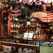 Venice Jazz Bar Poster