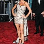 Victoria Beckham Wearing A Marc Jacobs Poster by Everett
