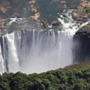 Victoria Falls II Poster
