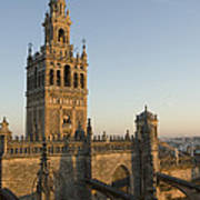 View Of The Giralda Tower Poster
