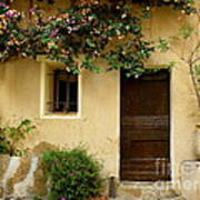 Village House In Bormes Poster
