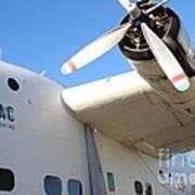 Vintage Boac British Overseas Airways Corporation Speedbird Flying Boat . 7d11279 Poster