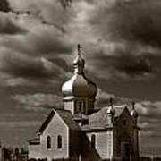 Vintage Church Poster