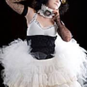 Vintage Dancer Series Poster