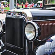 Vintage Dodge - Circa 1930's Poster