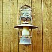 Vintage Lamp Poster