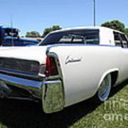 Vintage Lincoln Continental . 5d16675 Poster
