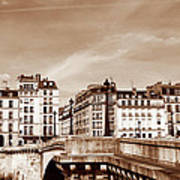 Vintage Paris 8 Poster