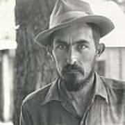 Vintage Portrait Poster