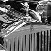 Vintage Rolls Royce 2 Poster