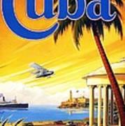 Visit Cuba Poster
