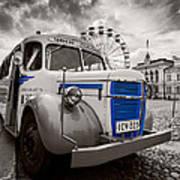 Volvo Poster