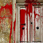 Voodoo Poster by Christo Christov