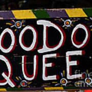 Voodoo Queen Poster