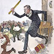 W. Wilson: Big Business Poster