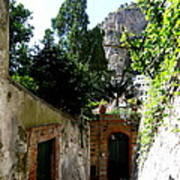 Walking Along The Amalfi Coast  5 Poster