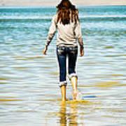 Walking Away 1 Poster