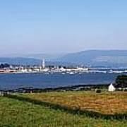 Warrenpoint From Carlingford, Co. Down Poster