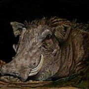 Warthog Poster