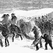 Washita Prisoners, 1868 Poster