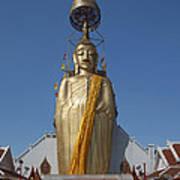 Wat Intarawiharn Phra Luang Phor Toh Standing Buddha Dthb294 Poster