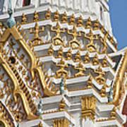 Wat Phitchaya Yatikaram Central Prang Dthb1191 Poster