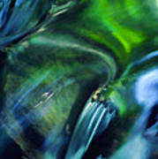 Water Abstract Poster