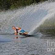 Water Skiing 15 Poster