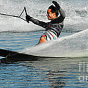 Water Skiing Magic Of Water 22 Poster