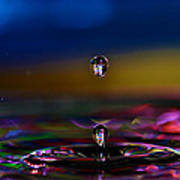 Waterdrop Poster