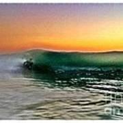 Wave Runner Poster
