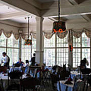 Wawona Dining Room Poster