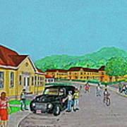 Wayne Hills 1948 Poster