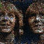 Weasley Twins Mosaic Poster