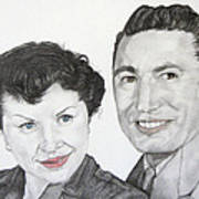 Wedding Day 1954 Poster