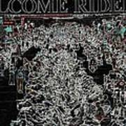 Welcome Riders Poster