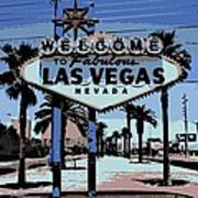 Welcome To Vegas  Poster