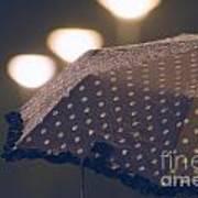 Wet Umbrella Poster